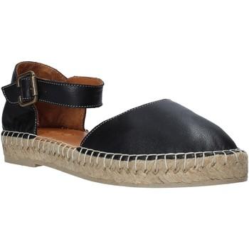kengät Naiset Sandaalit ja avokkaat Bueno Shoes L2902 Musta