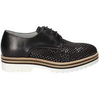 kengät Naiset Derby-kengät Nero Giardini P805223D Musta