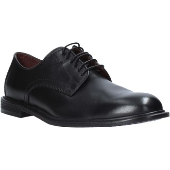 kengät Miehet Derby-kengät Marco Ferretti 810002MF Musta