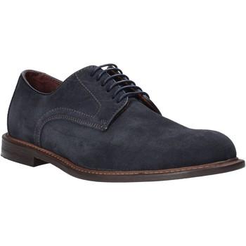 kengät Miehet Derby-kengät Marco Ferretti 810002MF Sininen