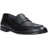 kengät Miehet Mokkasiinit Marco Ferretti 160973MF Musta