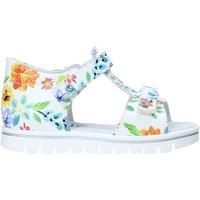 kengät Tytöt Sandaalit ja avokkaat NeroGiardini E021476F Valkoinen