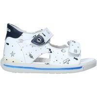 kengät Lapset Sandaalit ja avokkaat Falcotto 1500779 02 Valkoinen