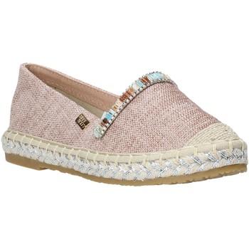 kengät Lapset Espadrillot Miss Sixty S20-SMS705 Vaaleanpunainen