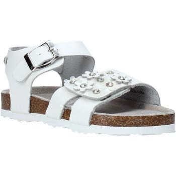 kengät Tytöt Sandaalit ja avokkaat Miss Sixty S20-SMS795 Valkoinen