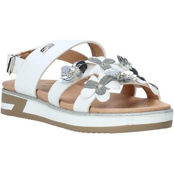 kengät Tytöt Sandaalit ja avokkaat Miss Sixty S20-SMS780 Valkoinen