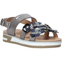 kengät Tytöt Sandaalit ja avokkaat Miss Sixty S20-SMS780 Harmaa