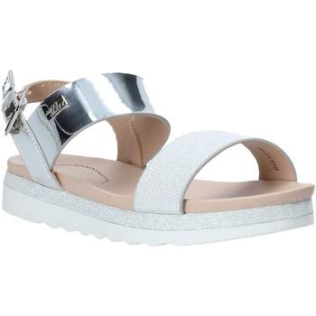 kengät Tytöt Sandaalit ja avokkaat Miss Sixty S20-SMS797 Hopea