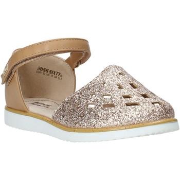 kengät Tytöt Sandaalit ja avokkaat Miss Sixty S20-SMS763 Ruskea