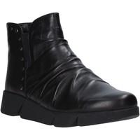 kengät Naiset Nilkkurit The Flexx E1549_16 Musta