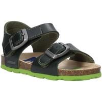 kengät Lapset Sandaalit ja avokkaat Grunland SB1534 Vihreä