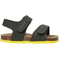 kengät Lapset Sandaalit ja avokkaat Grunland SB0094 Vihreä