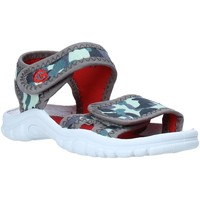 kengät Lapset Sandaalit ja avokkaat Grunland PS0061 Vihreä