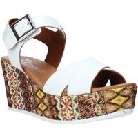 kengät Naiset Sandaalit ja avokkaat Grace Shoes 13 Valkoinen