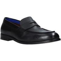 kengät Miehet Mokkasiinit Marco Ferretti 161391MF Musta