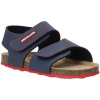 kengät Lapset Sandaalit ja avokkaat Grunland SB0802 Sininen