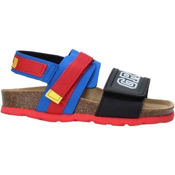 kengät Lapset Sandaalit ja avokkaat Grunland SB1517 Sininen
