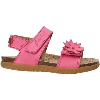 kengät Tytöt Sandaalit ja avokkaat Grunland SB1564 Vaaleanpunainen