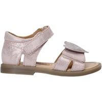 kengät Tytöt Sandaalit ja avokkaat Grunland PS0064 Vaaleanpunainen