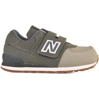 kengät Lapset Matalavartiset tennarit New Balance NBIV574BUC Vihreä