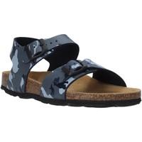 kengät Lapset Sandaalit ja avokkaat Grunland SB0115 Harmaa