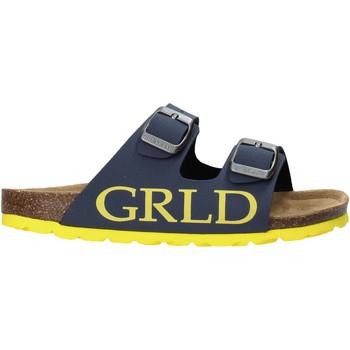 kengät Lapset Sandaalit Grunland CB2420 Sininen