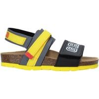 kengät Lapset Sandaalit ja avokkaat Grunland SB1517 Harmaa