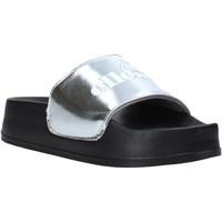 kengät Naiset Rantasandaalit Ellesse OS EL01W70419 Hopea