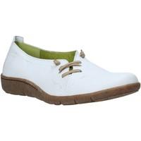 kengät Naiset Balleriinat Grunland SC2694 Valkoinen