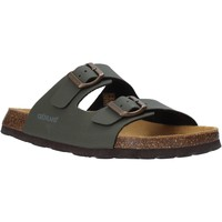 kengät Miehet Sandaalit Grunland CB3012 Vihreä