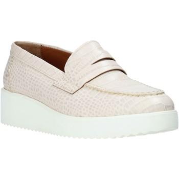 kengät Naiset Mokkasiinit Maritan G 161407MG Valkoinen