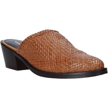 kengät Naiset Espadrillot Marco Ferretti 161401MF Ruskea