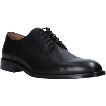 kengät Miehet Derby-kengät Marco Ferretti 113043MF Musta