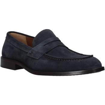 kengät Miehet Mokkasiinit Carmine D'urso 161432CD Sininen