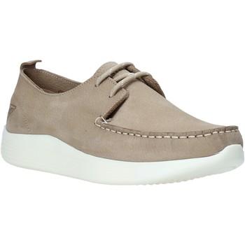 kengät Miehet Derby-kengät Docksteps DSE106366 Beige