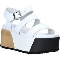 kengät Naiset Sandaalit ja avokkaat Cult CLE104335 Valkoinen