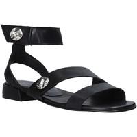 kengät Naiset Sandaalit ja avokkaat Mally 6825 Musta