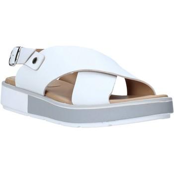 kengät Naiset Sandaalit ja avokkaat Mally 6803 Valkoinen