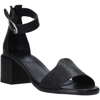 kengät Naiset Sandaalit ja avokkaat Mally 6866G Musta