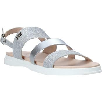 kengät Tytöt Sandaalit ja avokkaat Miss Sixty S20-SMS766 Hopea
