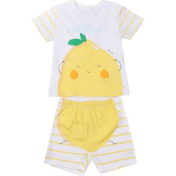 vaatteet Lapset Kokonaisuus Chicco 09076381000000 Valkoinen