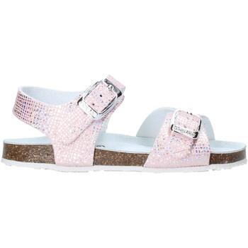 kengät Tytöt Sandaalit ja avokkaat Grunland SB0812 Vaaleanpunainen