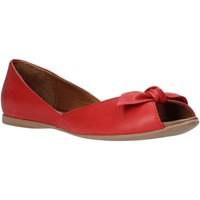 kengät Naiset Balleriinat Bueno Shoes N0712 Punainen
