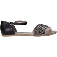 kengät Naiset Sandaalit ja avokkaat Bueno Shoes N0734 Musta