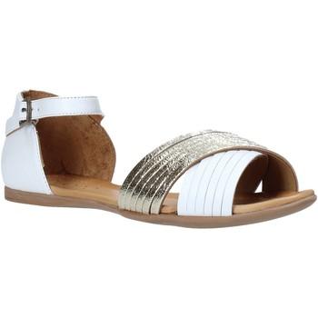 kengät Naiset Sandaalit ja avokkaat Bueno Shoes N0734 Valkoinen