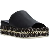 kengät Naiset Sandaalit Bueno Shoes Q5905 Musta
