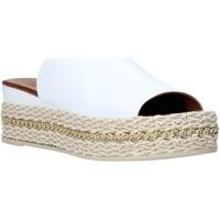 kengät Naiset Sandaalit Bueno Shoes Q5905 Valkoinen