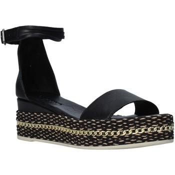 kengät Naiset Sandaalit ja avokkaat Bueno Shoes Q5908 Musta