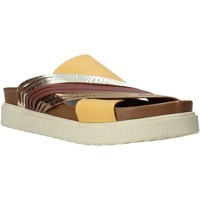 kengät Naiset Sandaalit Bueno Shoes CM2206 Keltainen