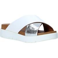 kengät Naiset Sandaalit Bueno Shoes 9N3408 Valkoinen